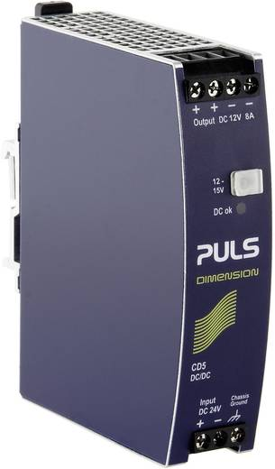 DC/DC-omvormer DIMENSION CD5.121 PULS CD5.121 8 A 96 W