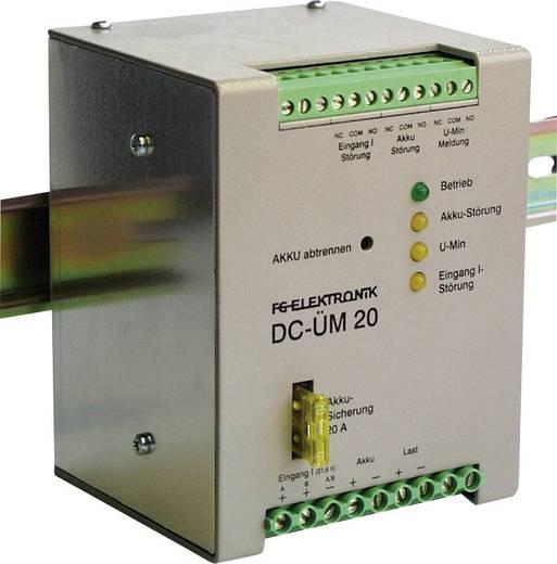 DC-bewakingsmodule FG Elektronik DC-ÜM 20