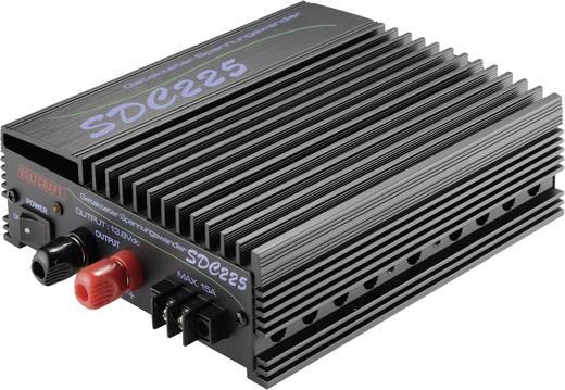 DC/DC autoconverter VOLTCRAFT SDC-225 13.8 V/DC/25 A