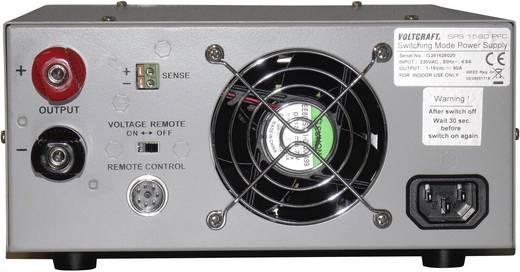 VOLTCRAFT SPS 1560 PFC Labvoeding, regelbaar 1 - 15 V/DC 6 - 60 A 900 W Remote Aantal uitgangen 2 x