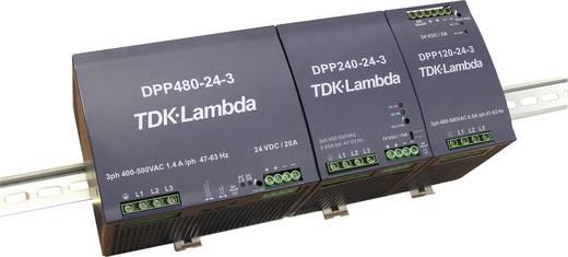 TDK-Lambda DPP-480-24-1 Din-rail netvoeding 24 V/DC 20 A 480 W 1 x