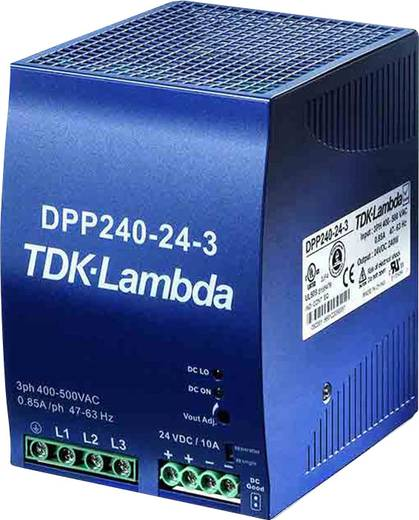 TDK-Lambda DPP-240-48-1 Din-rail netvoeding 48 V/DC 5 A 240 W 1 x