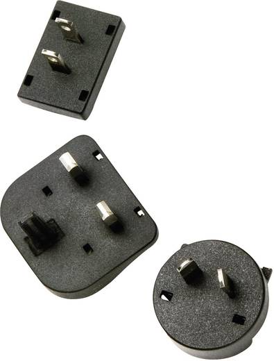 Egston 003613650 Primaire adapters set USA, VK, AUS /