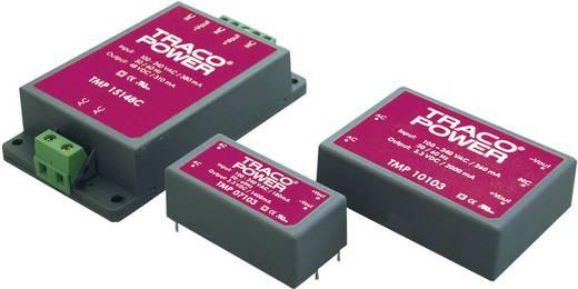 TracoPower TMP 15215C AC/DC inbouwnetvoeding 15 V/DC 0.5 A 15 W