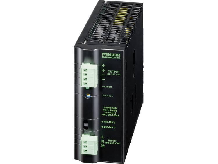 Murr Elektronik Eco Rail 85302 Din rail netvoeding 24 V DC 2.5 A 60 W 1 x