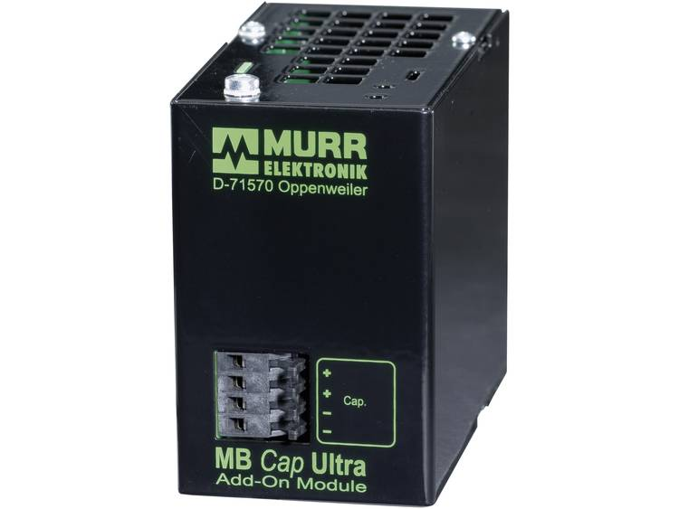 Energieopslag Murr Elektronik MB CAP Ultra 3-24 12s Add-On