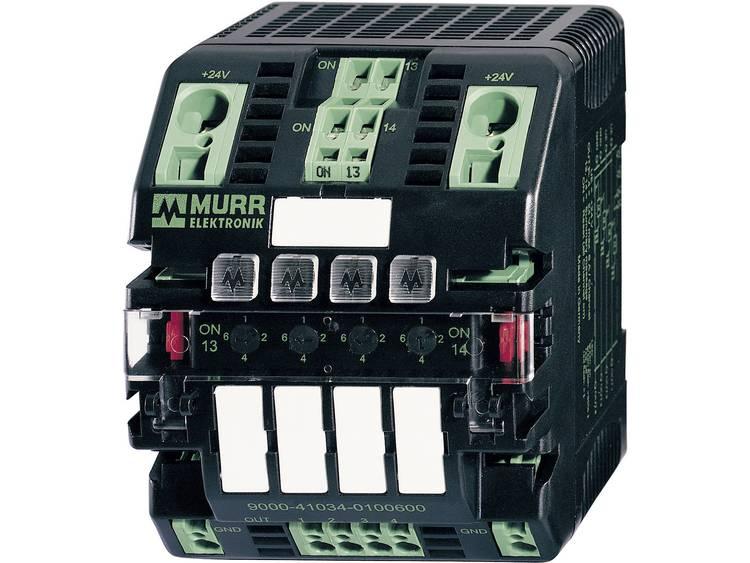 Murr Elektronik 9000 41034 0100400 Elektronische beveiliging 4 A Aantal uitgange