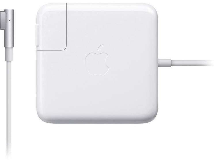 Apple MC461Z/A Notebook-Netvoeding, Laptop-netvoedingl, 16.5V / 3,65 A / 60 Watt, Geschikt voor notebooks van Apple