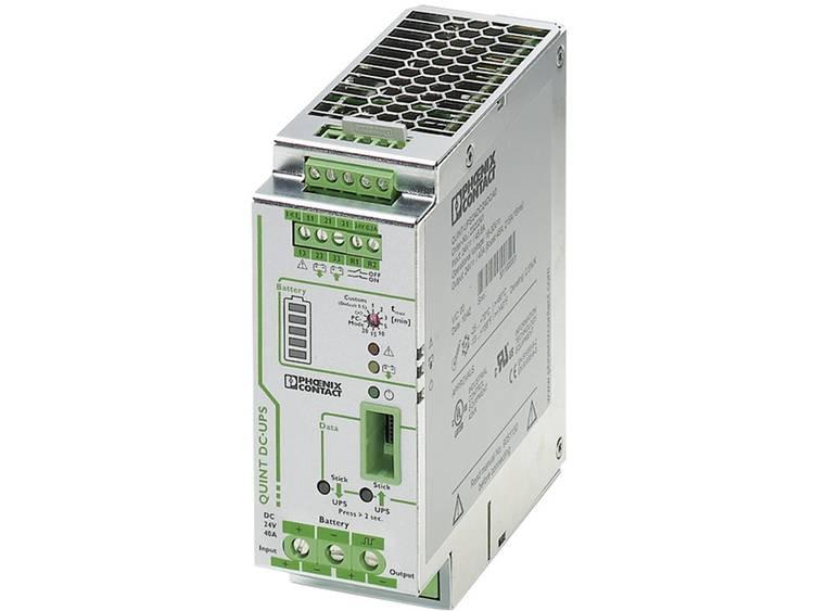 DIN-rail UPS Phoenix Contact QUINT-UPS/ 24DC/ 24DC/40