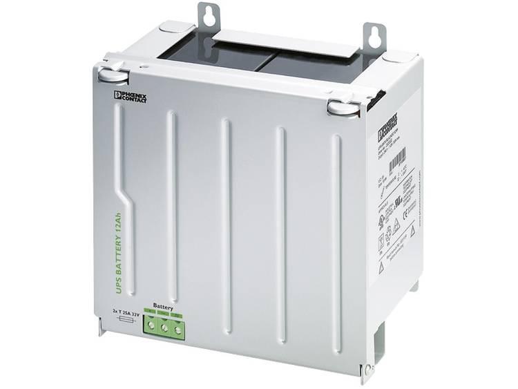 Energieopslag Phoenix Contact UPS-BAT/VRLA/ 24DC/12AH