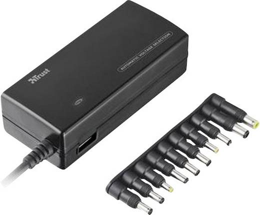 Laptop netvoeding Trust Plug&Go 125W 125 W 15 V/DC, 16 V/DC, 19 V/DC