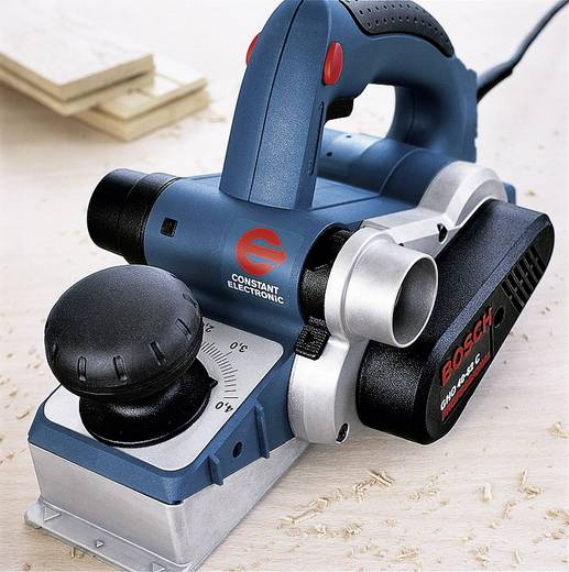 Elektrische schaafmachine incl. koffer Schaafbreedte: 82 mm