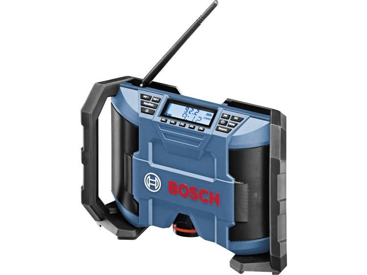 Bosch Professional GML 10,8 V-LI Bouwradio FM Blauw, Zwart