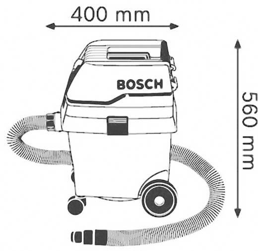 Nat- en droogzuiger 1200 W 25 l Bosch