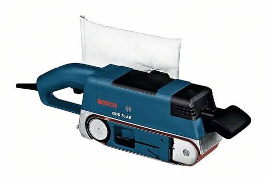 Bandslijper incl. koffer 750 W Bosch GBS 75 AE Set 0601274765