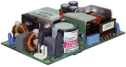 AC/DC inbouwnetvoeding open TracoPower TOP 200-124 24 V/DC 8.3 A 200 W
