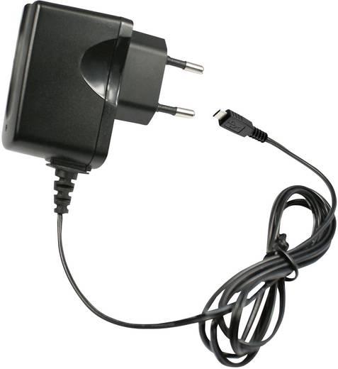 HN Power HNP06-MicroUSB USB-oplader (Thuislader) Uitgangsstroom (max.) 1200 mA 1 x Micro-USB