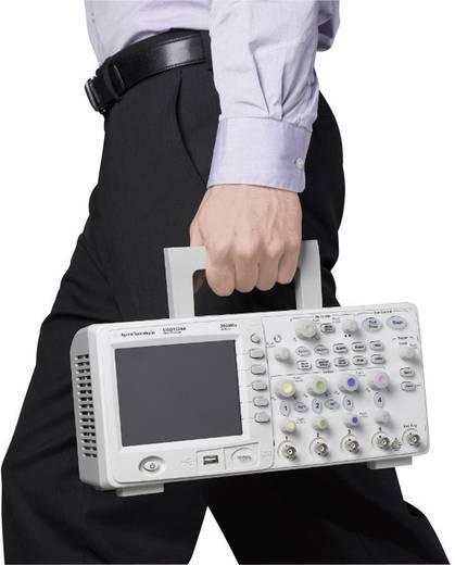 Keysight Technologies DSO1024A Digitale oscilloscoop 200 MHz 4-kanaals 2 GSa/s 20 kpts 8 Bit Digitaal geheugen (DSO)