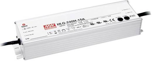 Mean Well LED-driver Constante stroom HLG-240A-12A 192 W (max) 16 A 6 - 12 V/DC Dimbaar