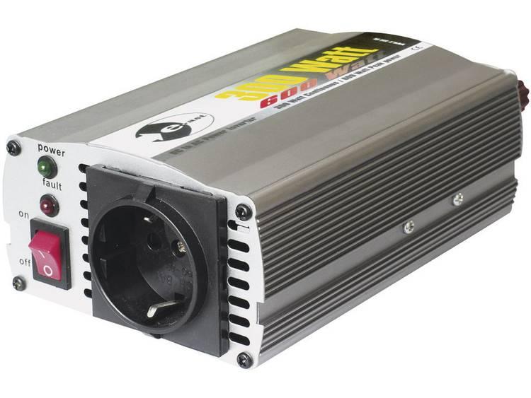 Omvormer e-ast CL300-24 300 W 24 V-DC 24 V-DC (22 28 V) Schroefklemmen Geaarde contactdoos