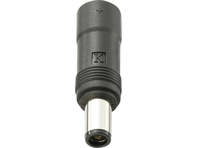 VOLTCRAFT DO-506Extra stekker voor Dell-laptops, geschikt voor SMP-90 USB, SMP-150, SMP-120-24, SMP-