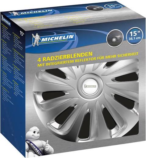Michelin Wieldoppen Céline R13 Zilver, Chroom 4 stuks