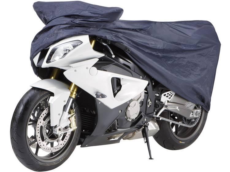 cartrend Motorrad Garage Gr. L Motor beschermhoes (l x b x h) 229 x 125 x 99 cm Motor Honda CBF 600, Yamaha YZF R6 en vergelijkbare modellen