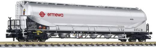 Liliput L265871 N silowagen voor transport van poeders Ermewa