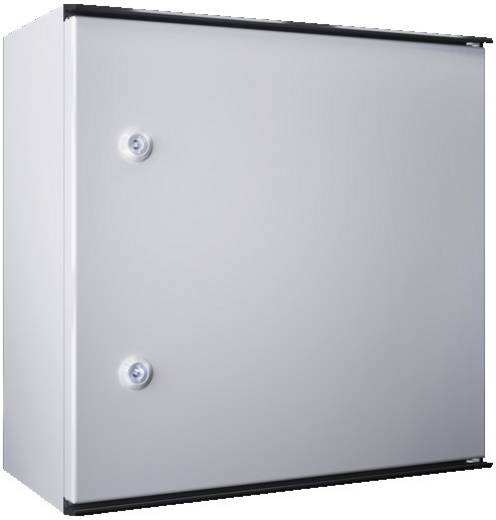 Installatiebehuizing 400 x 400 x 200 Polyester Lichtgrijs (RAL 7035) Rittal KS 1444.500 1 stuks