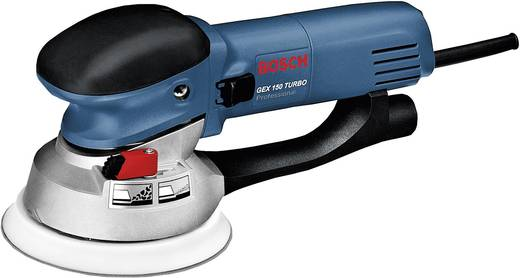 Bosch Professional GEX 150 Turbo Excentrische schuurmachine