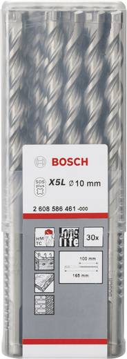 Bosch Accessories SDS-plus hamerboor Ø 10 mm165 mm2608586461