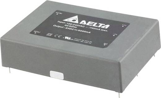 Delta Electronics AA30S2400A AC/DC printnetvoeding 24 V 1.25 A 30 W