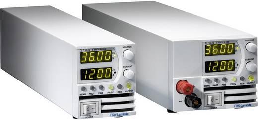 TDK-Lambda Z-60-10 Labvoeding, regelbaar 0 - 60 V/DC 0 - 10 A 600 W Aantal uitgangen 1 x
