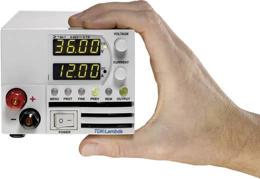 Labvoeding, regelbaar TDK-Lambda Z-60-7/L 0 - 60 V/DC 0 - 7 A 420 W Aantal uitgangen 1 x