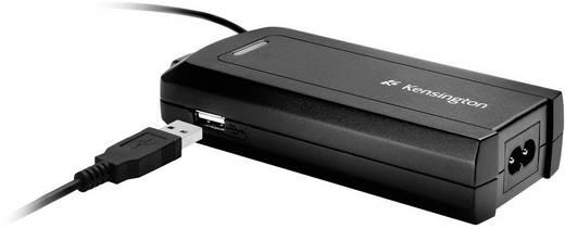 Laptop netvoeding Kensington K38084EU 90 W 14 V/DC, 16 V/DC, 17 V/DC, 18.5 V/DC, 19 V/DC, 19.5 V/DC, 20 V/DC, 20.5 V/DC,