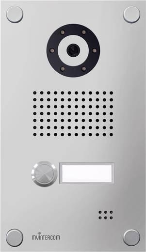 myintercom myi0001 Buitenunit voor WiFi deurbel met video LAN 1 gezinswoning Aluminium