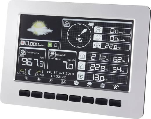 Digitaal draadloos weerstation Wi-Fi HP 1001 Voorspelling voor 12 tot 24 uur
