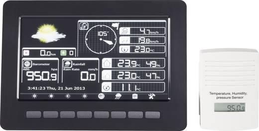 Digitaal draadloos weerstation HP1003 Voorspelling voor 12 tot 24 uur