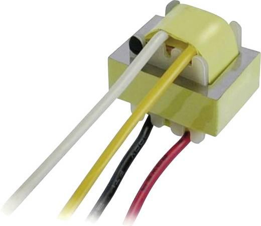 Audiotransformatoren NTE1 Impedantie: 200 Ω Primaire spanning: 1.2 V Neutrik Inhoud: 1 stuks