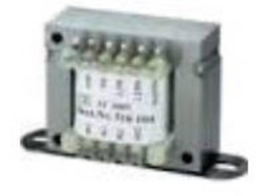 Duplex-spoel voor 100 V-luidsprekersysteem Impedantie: 4 - 16 Ω Primaire spanning: 0,625 -1.25 -2,5-5.0-10 V elma TT In