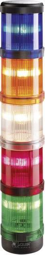 Auer Signalgeräte 750001900 Signaalzuilelement Oranje Continu licht 12 V/DC, 12 V/AC, 24 V/DC, 24 V/AC, 48 V/DC, 48 V/A