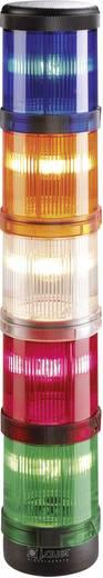 Auer Signalgeräte 751007405 Signaalzuilelement LED Geel Continu licht 12 V/DC, 12 V/AC, 24 V/DC, 24 V/AC
