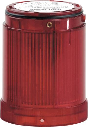 Auer Signalgeräte 761002405 Signaalzuilelement LED Rood Knipperlicht 12 V/DC, 12 V/AC, 24 V/DC, 24 V/AC