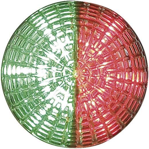 Auer Signalgeräte ID's Signaallamp LED Rood, Groen Continu licht 24 V/DC, 24 V/AC