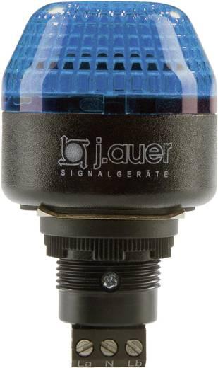 Auer Signalgeräte IBM Signaallamp LED Blauw Continu licht, Knipperlicht 230 V/AC