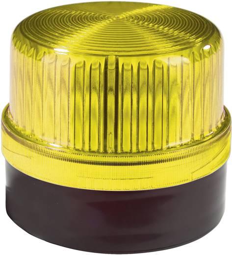 Auer Signalgeräte WLG Signaallamp Geel Geel Continu licht 230 V/AC