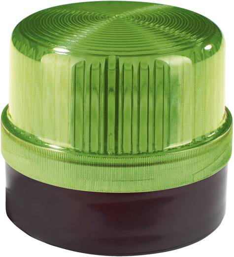 Auer Signalgeräte DLG Signaallamp LED Groen Groen Continu licht 230 V/AC