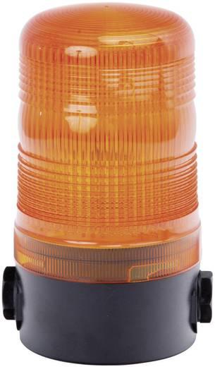 Auer Signalgeräte MFS Signaallamp Oranje Oranje Flitslicht 12 V/DC, 12 V/AC, 24 V/DC, 24 V/AC