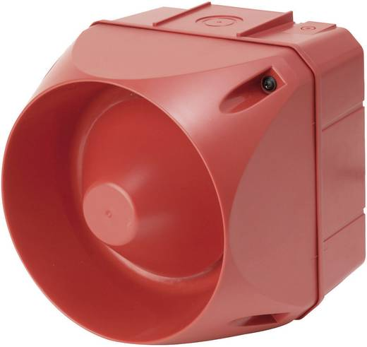 Sirene Auer Signalgeräte ASL Meertonig 230 V/AC 120 dB