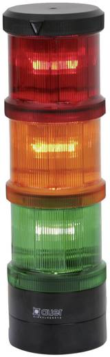 Auer Signalgeräte 900012313 Signaalzuilelement Rood Continu licht 230 V/AC
